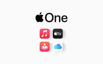 Apple One, disponibile dal 30 ottobre l'abbonamento unico ai servizi