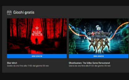 L'Epic Games Store regala due giochi a tema Halloween