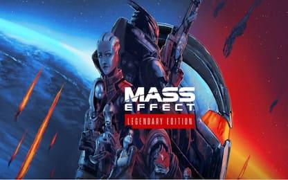 Ea, annunciato per il 2021 l'arrivo di Mass Effect: Legendary Edition