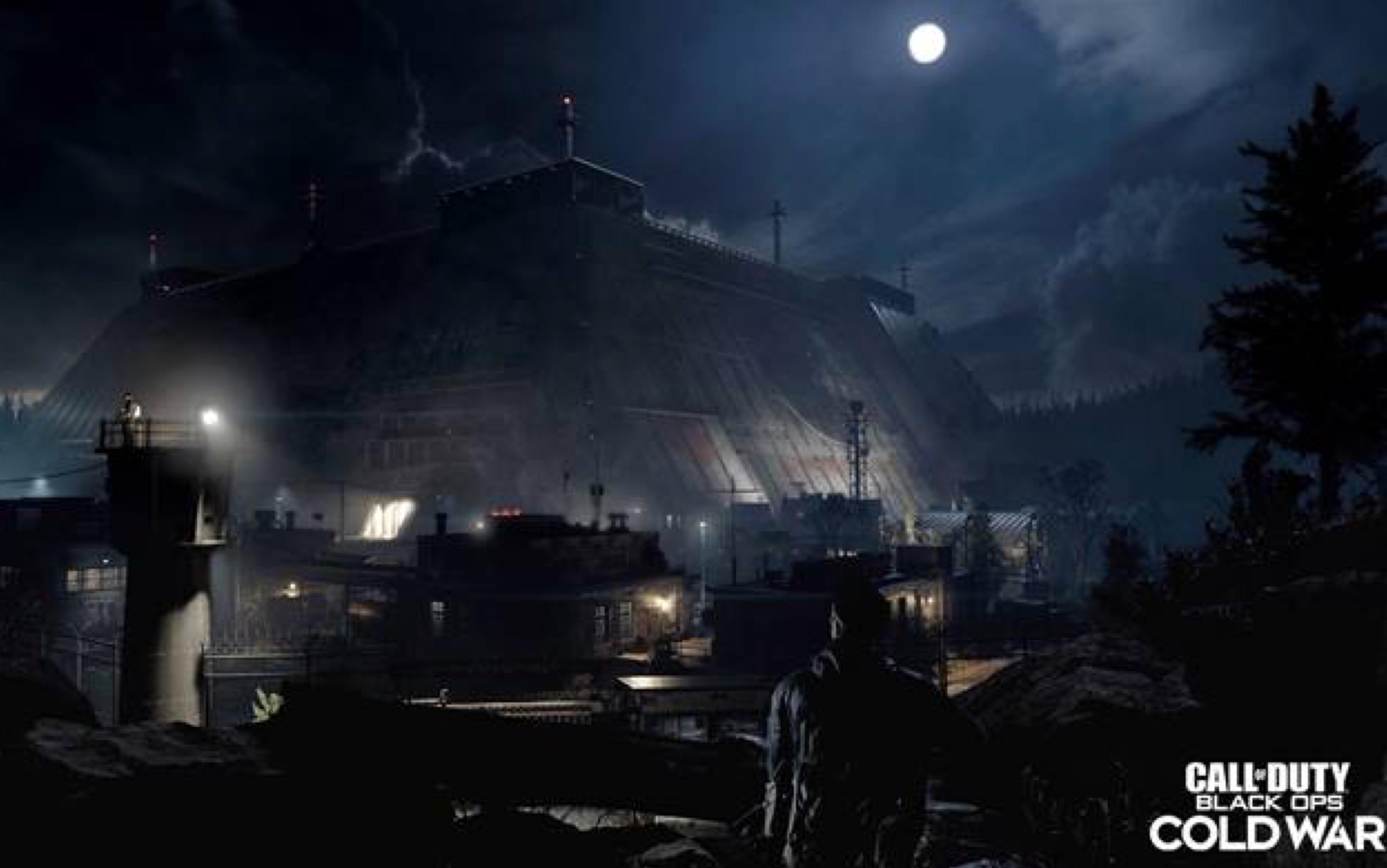 Una sequenza da Call od Duty: Black Ops Cold War