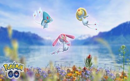 """Pokémon GO, annunciato l'evento """"Leggende dei laghi"""""""
