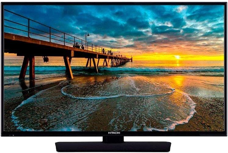 "TV LED Hitachi 24HE2000 24"" HD Ready Smart Flat"