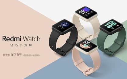 Redmi Watch, presentato il primo smartwatch dell'azienda