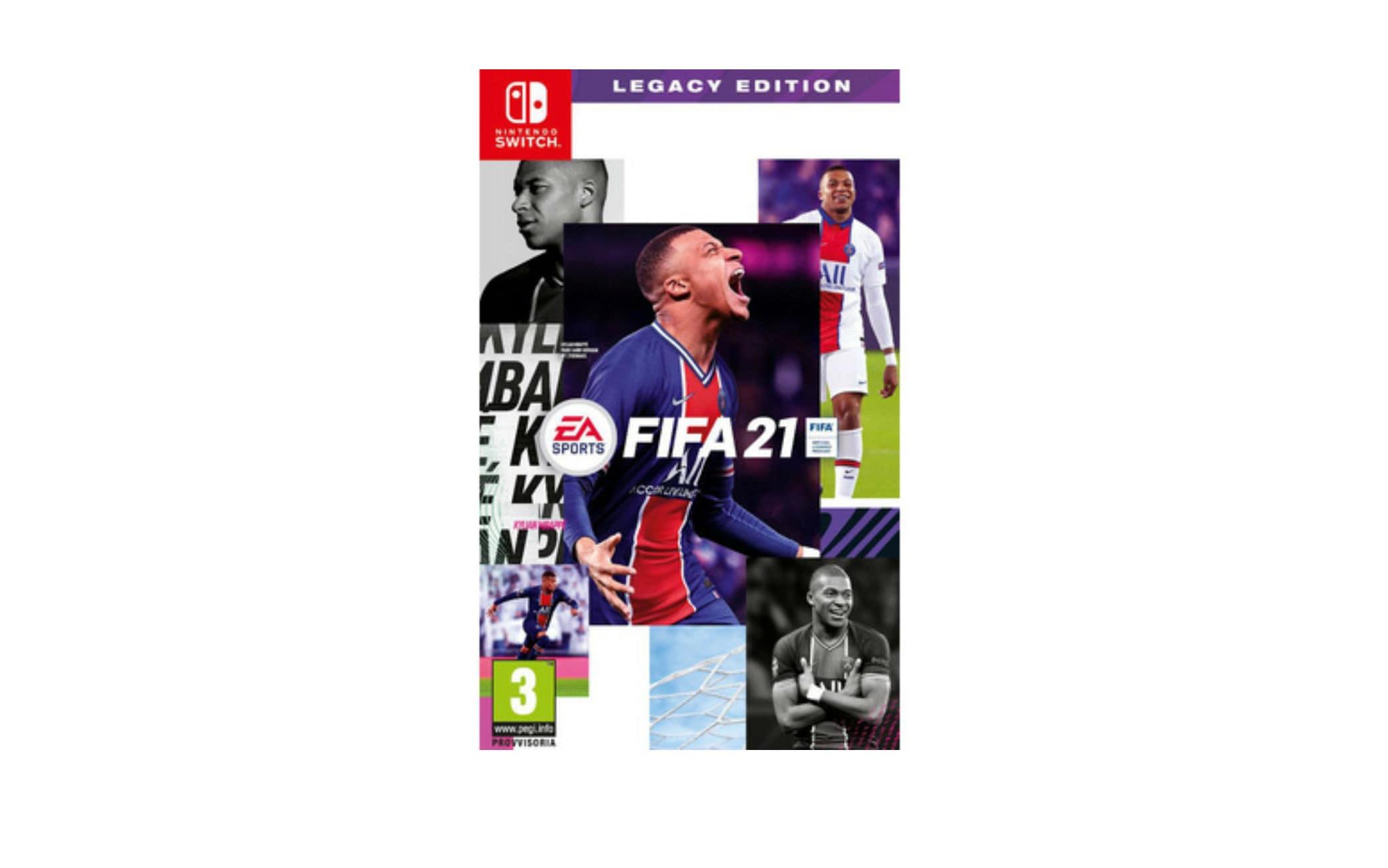 Fifa 21 Legacy