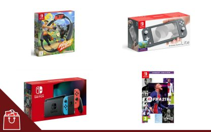 Black Friday 2020, giochi e console in offerta