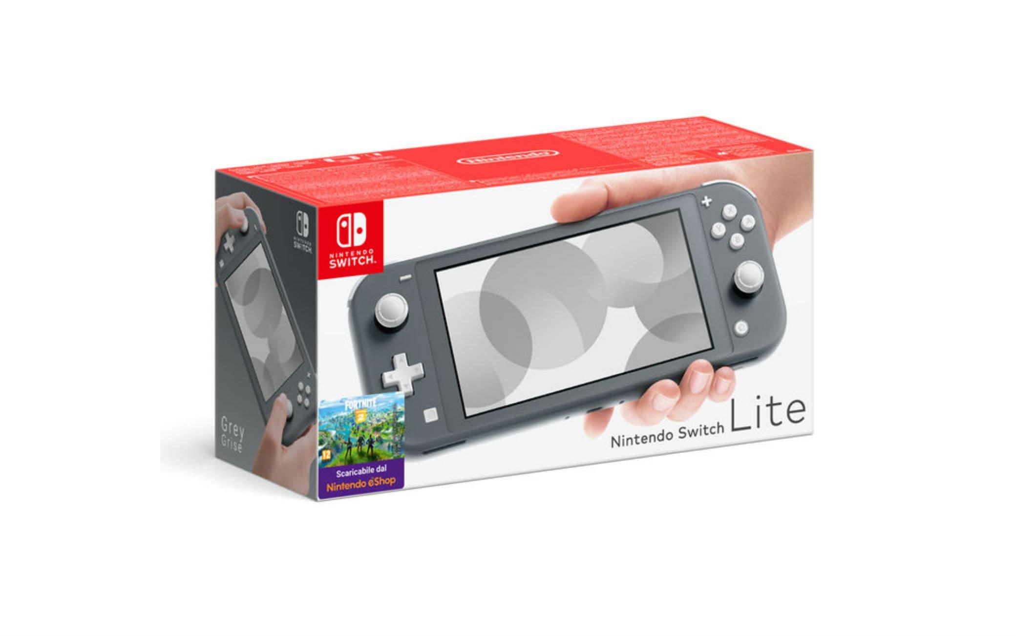 Nintendo Switch portatile