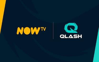 eSport, NOW TV è main sponsor della maglia del team QLASH per Fifa 21