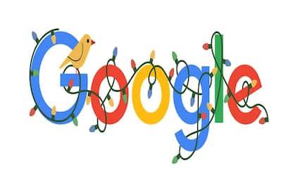December Global Holidays, Google celebra le feste con un doodle