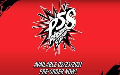 Persona 5 Strikers arriverà in Europa il 23 febbraio 2021