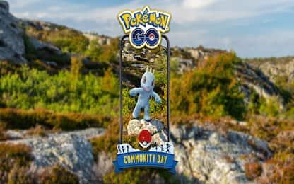 Pokémon GO, il primo Community Day del 2021 sarà dedicato a Machop