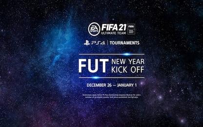 Fifa 21, sette giorni di tornei e premi su Playstation 4