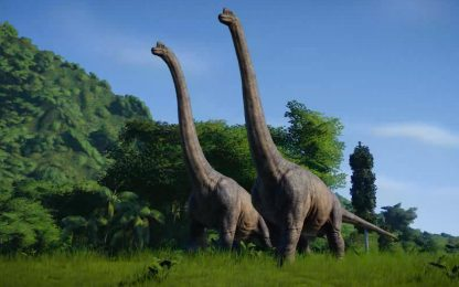Epic Games, Jurassic World Evolution è il gioco gratis del 31 dicembre