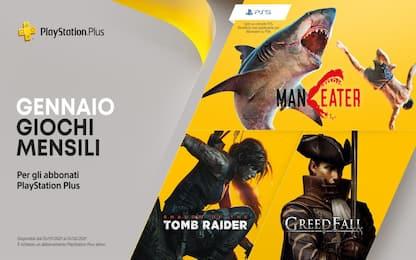 PlayStation Plus, annunciati i giochi gratis di gennaio 2021