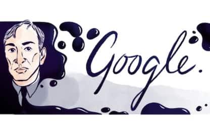 Google dedica un doodle allo scrittore russo Boris Pasternak