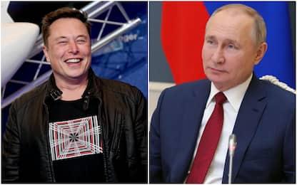 """Elon Musk invita Putin a chat su ClubHouse. Cremlino: """"Interessante"""""""