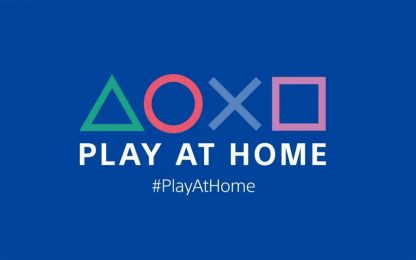 Giochi gratis PS4, Sony regala esclusiva con Play At Home