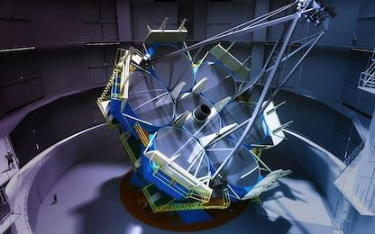 Telescopio Gigante Magellano, sette specchi cercano vita nello Spazio