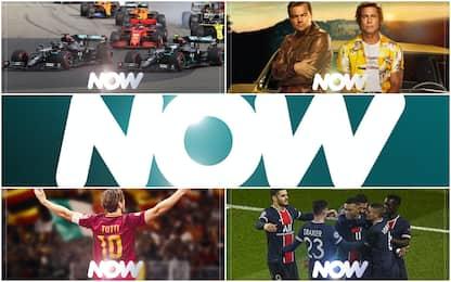 NOW TV diventa NOW