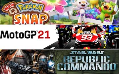 Videogiochi, i principali nuovi titoli in uscita ad aprile 2021