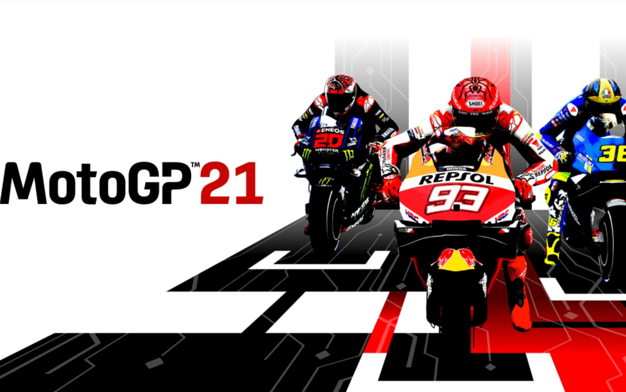 Videogiochi aprile 2021 Moto GP21