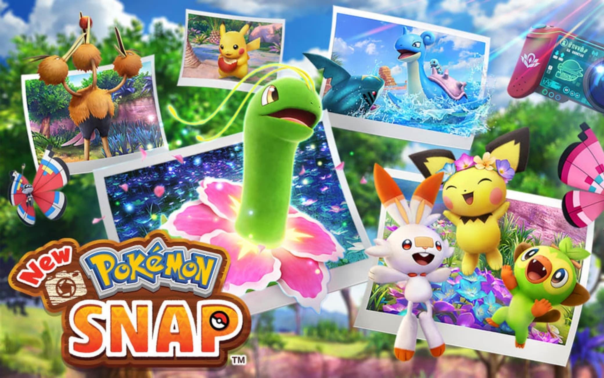 Videogiochi aprile 2021 Pokémon