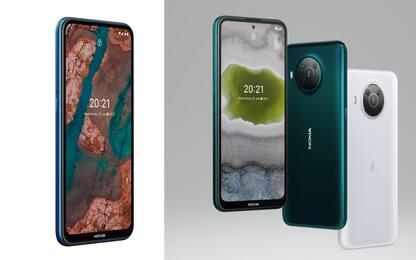 Torna Nokia e aggiorna tutti i prodotti: ecco i nuovi smarphone