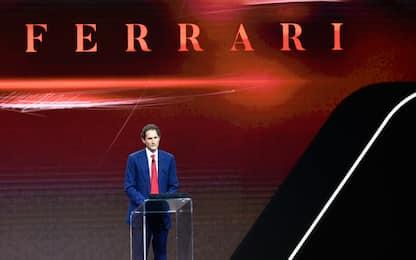 Elkann annuncia: nel 2025 arriva la Ferrari elettrica