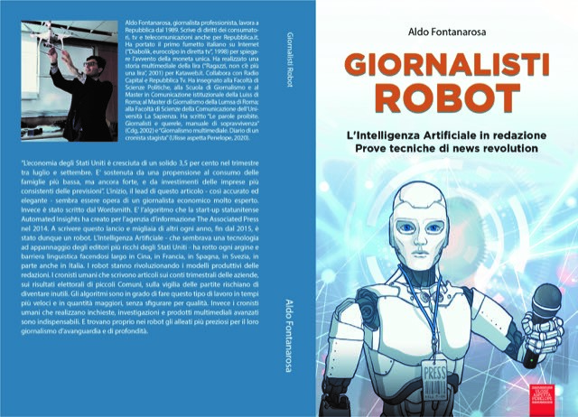 giornalisti robot
