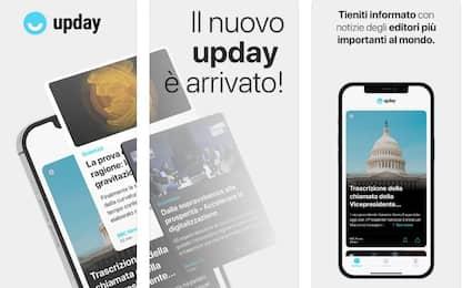 Upday, la app per le notizie sbarca anche su iPhone e Android