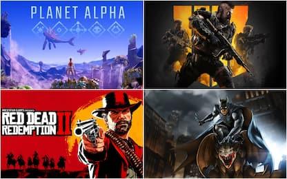 Videogiochi, i titoli online da scaricare gratis a luglio 2021