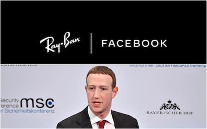 Facebook e Ray-Ban insieme per una linea di occhiali smart