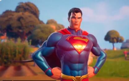 Fortnite, ecco come sbloccare la nuova skin di Superman