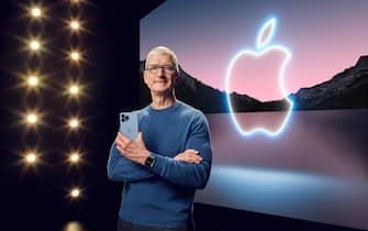 La presentazione di Apple