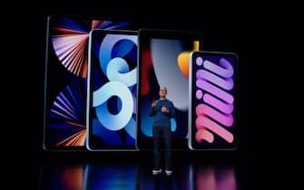 La presentazione di Apple degli iPad