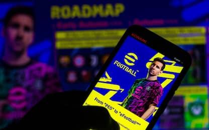 eFootball 2022, è arrivato il free-to-play di Konami