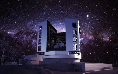 Telescopio Gigante Magellano, alla ricerca della vita nell'Universo