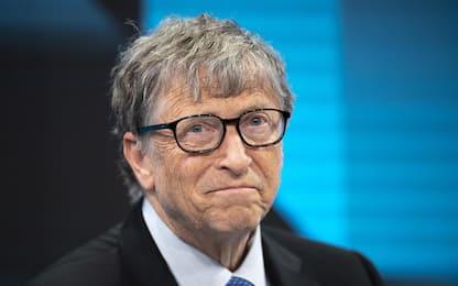 I 65 anni di Bill Gates: da programmatore a filantropo. LA FOTOSTORIA