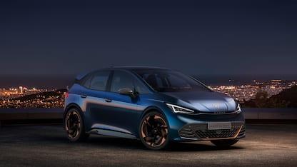 Cupra el-Born, la prima elettrica marchio Seat con 500 km di autonomia