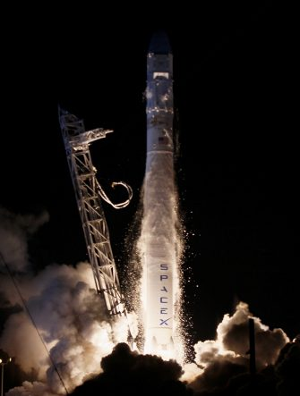 <<enter caption here>> on October 7, 2012 in Cape Canaveral, Florida.