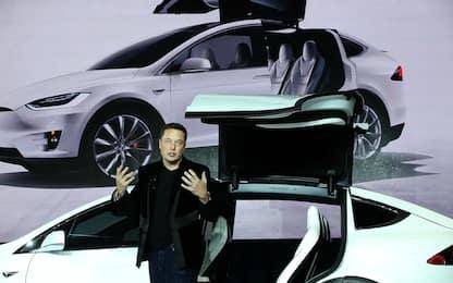 Tesla supera Toyota: è la casa di auto col valore di mercato più alto
