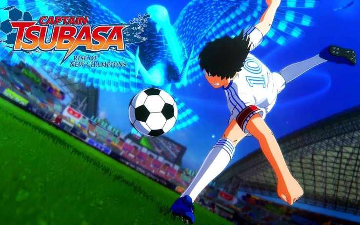 Captain Tsubasa Official site