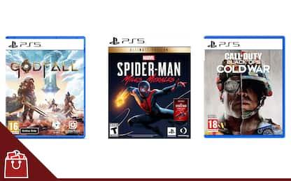 I migliori giochi per PS5