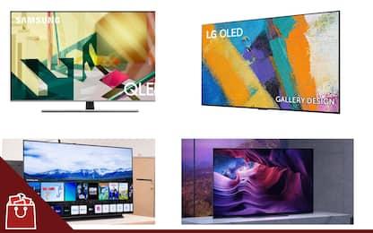 Le migliori smart tv, da Samsung a LG