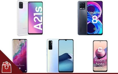 I migliori smartphone per chi ha un budget di massimo 300 euro