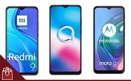 I migliori smartphone economici sotto i 200 euro