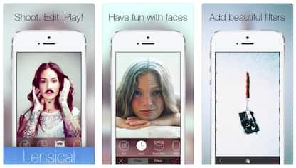 Giornata del selfie, le app più scaricate per modificarli