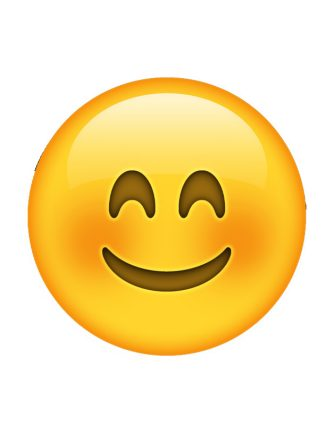Emoji che sorride