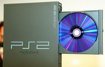 TOKYO, JAPAN:  Japan's electronics giant, Sony, unveils the new video game console PlayStation 2, with 128-bit Emotion Engine CPU and to support CD-ROM/DVD-ROM disc devices, at a press preview in Tokyo, 13 September 1999.  Sony will put it on the domestic market with a price of 39,800 yen (360 USD) 04 March 2000 and will start to export abroad from next summer.   (ELECTRONIC IMAGE)   AFP PHOTO/Yoshikazu TSUNO (Photo credit should read YOSHIKAZU TSUNO/AFP via Getty Images)