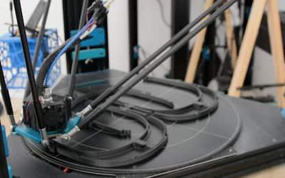 Tillverka, il lab di stampa 3D che regala visiere agli ospedali
