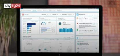 Work.com, da Salesforce un software per riorganizzare uffici
